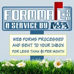 Web forms for less than $1 per month